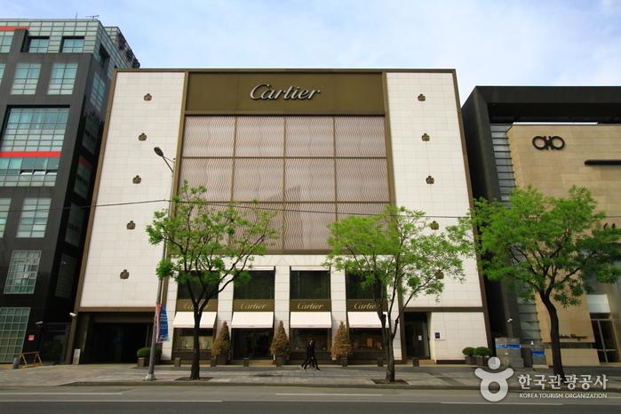 Cartier Maison(까르띠에 메종)