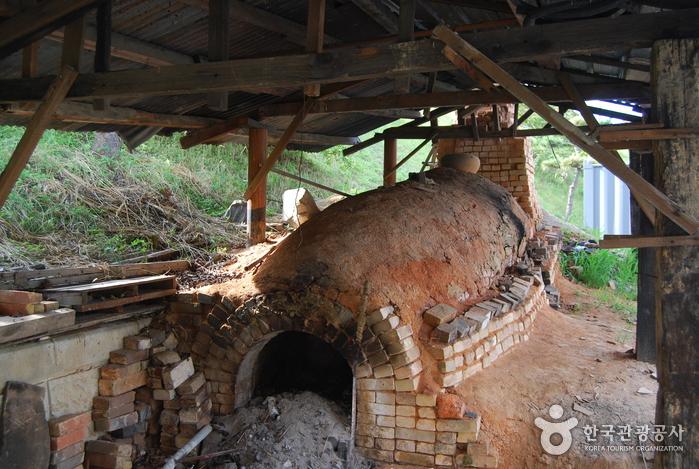 Деревня гончарных изделий на горе Вегосан (외고산옹기마을)31