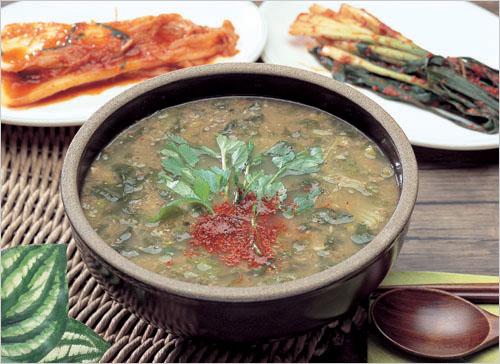 Nammun Tobang (남문토방)