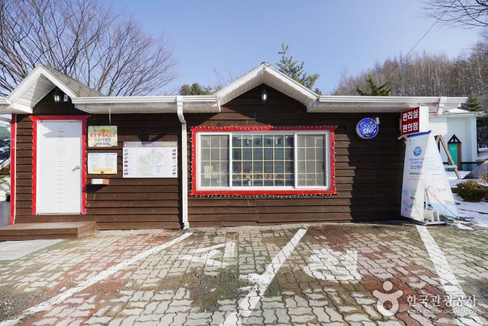 现代度假村[韩国观光品质认证/Korea Quality, 优秀住宿]<br>현대리조트[한국관광품질인증/Korea Quality, 구굿스테이]