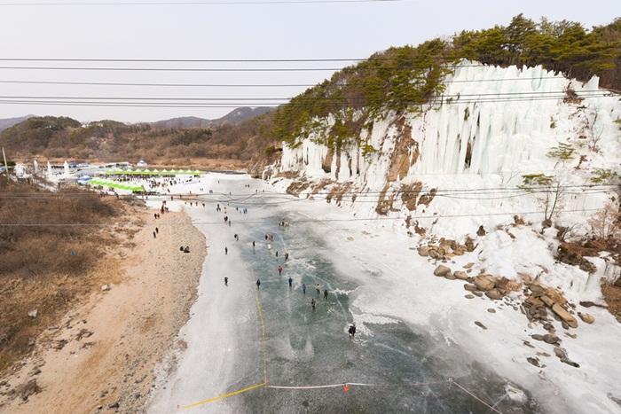 철원 한탄강 얼음트레킹 2020