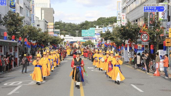 永同蘭溪國樂節(영동난계국악축제)9