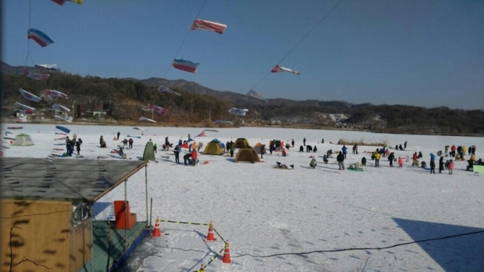 산수유마을 양평 빙어축제 2020