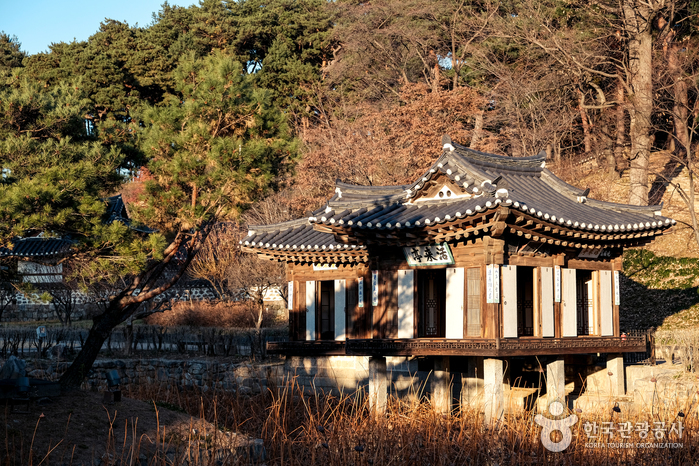 Résidence Seongyojang à Gangneung (강릉 선교...