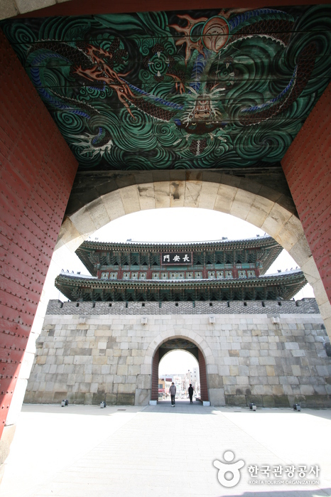 Janganmun Gate ()