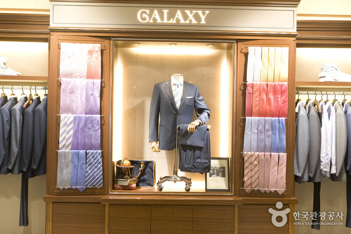Galaxy - Lotte Department Store Centum City Branch (갤럭시 (롯데백화점 센텀시티점))
