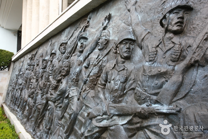Мемориал победы на реке Нактонган (낙동강승전기념관)13