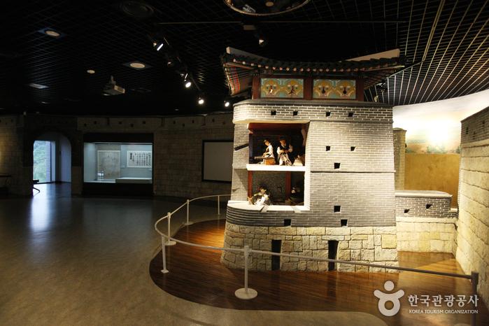 Музей крепости Хвасон в Сувоне (수원화성박물관)23
