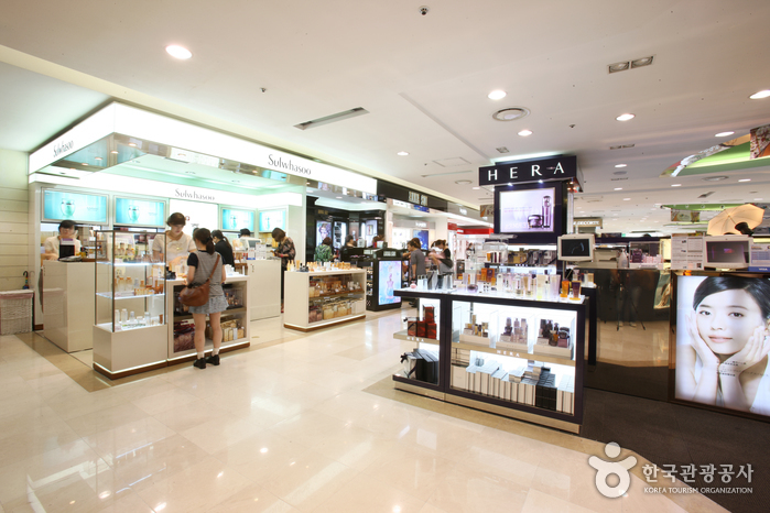Lotte Duty Free Shop...