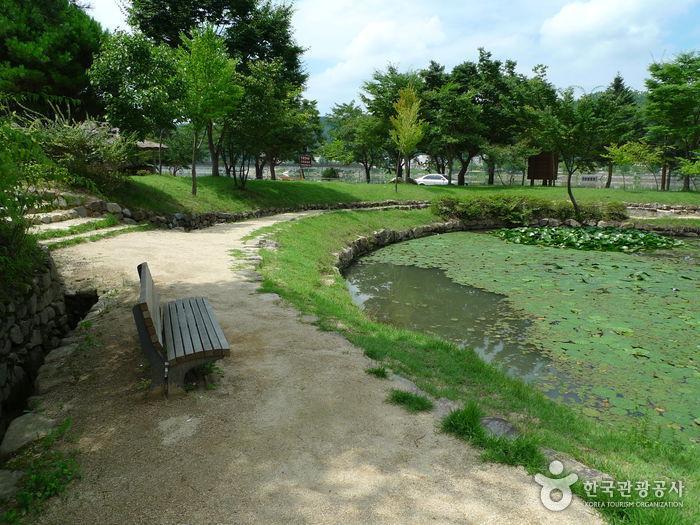 Фольклорная деревня в Андоне и озеро Андонхо (안동민속촌과 안동호)14