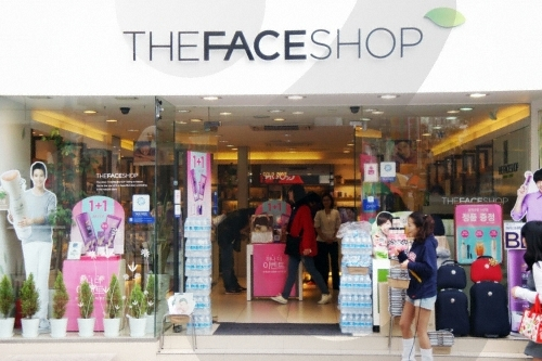 The Face Shop, Nampo Branche No. 1 (더 페이스샵-남포1호점)