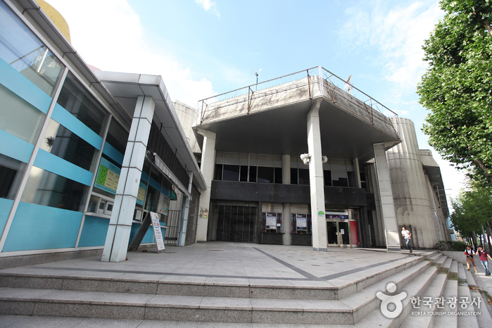 Сеульский национальный научный музей2