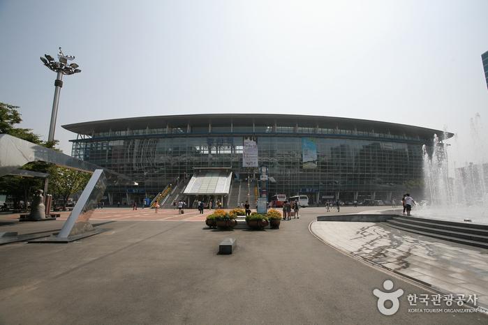 Пусанский вокзал (부산역)3