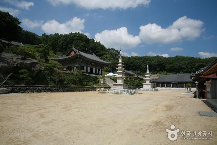 Yongmunsa Temple (Yongmunsan Mountain) (용문사-용문산)