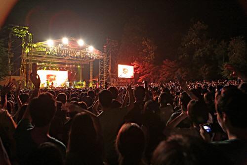 Rainbow Island Music & Camping Festival (레인보우 아일랜드)