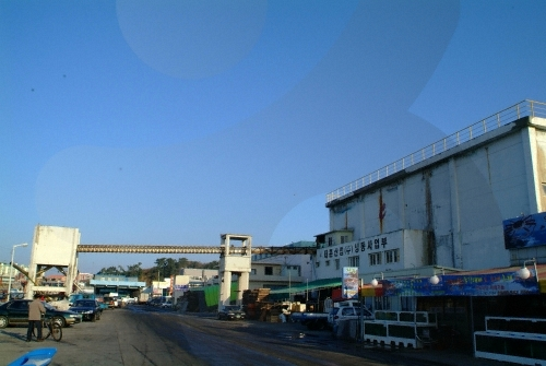 Hafen Jukbyeonhang (죽변항)