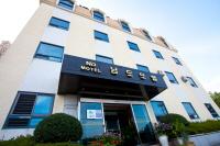 Namdo Park Hotel - Goodstay (남도파크모텔 [우수숙박시설 굿스테이])