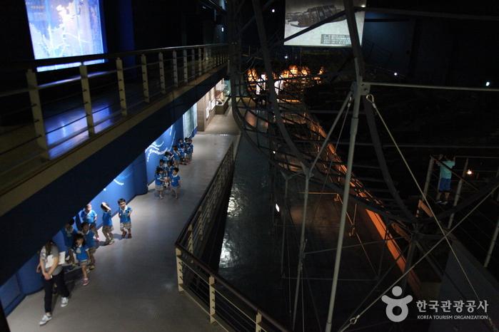 Национальный морской музей (국립해양문화재연구소)2