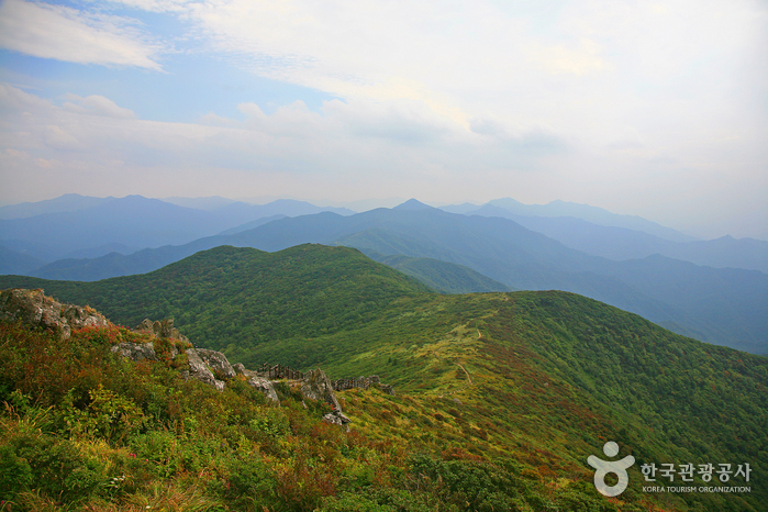 Nationalpark Deogyusan (덕유산국립공원)