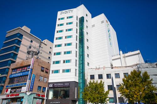 Global Inn Nampo-Dong Hotel [Korea Quality] (글로벌인남포동호텔[한국관광품질인증])