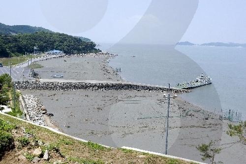 厚浦港 船首浦口(후포항 선수포구)