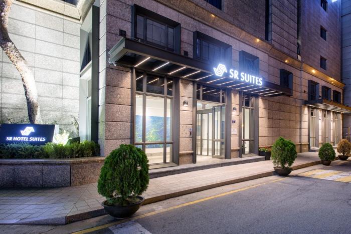 에스알 호텔 스위츠(SR HOTEL SUITES)