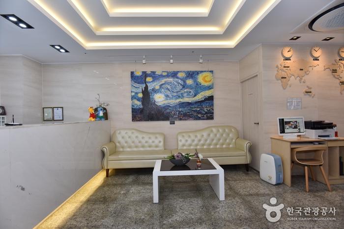 冒險商務飯店(Venture Business Hotel)(Venture有限公司)벤처 비즈니스 호텔(유한회사 벤처) [한국관광 품질인증/Korea Quality]3
