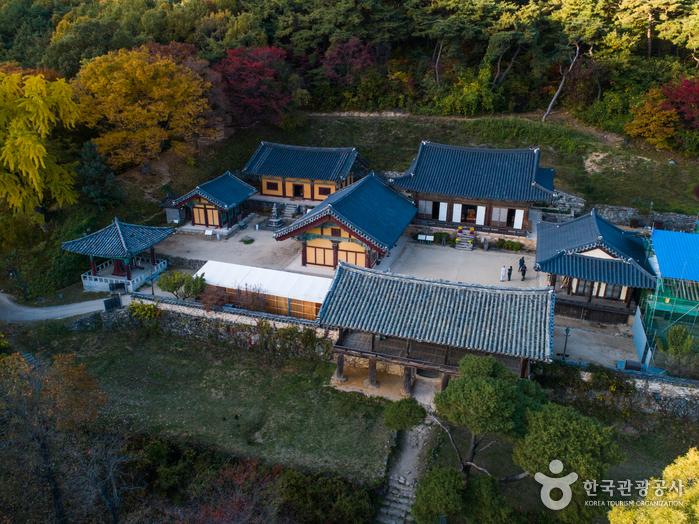 Bongjeongsa Temple [UNESCO World Heritage] (봉정사 [유네스코 세계문화유산])