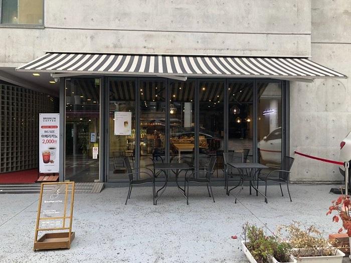 Brooklyn Coffee Daehangno(브루클린커피 대학로)