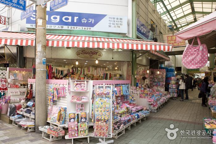 Gukje Market Section No.3 (부산국제시장 3공구)
