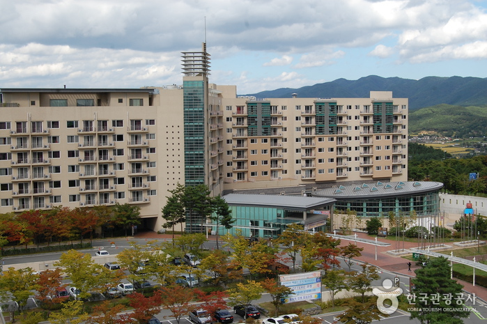 Hanwha Resort - Gyeongju (한화리조트 - 경주)