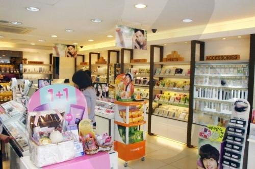 The Face Shop, Nampo Branche No. 1 (더 페이스샵-남포1호점)