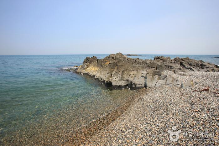 신명 정자해변