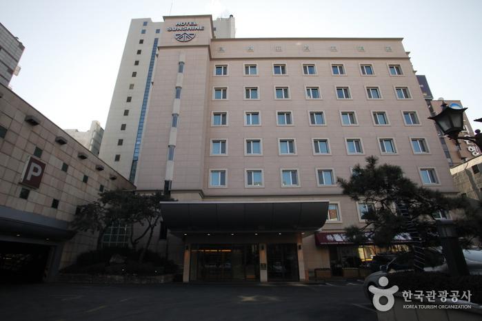 サンシャインホテル(선샤인 관광호텔)