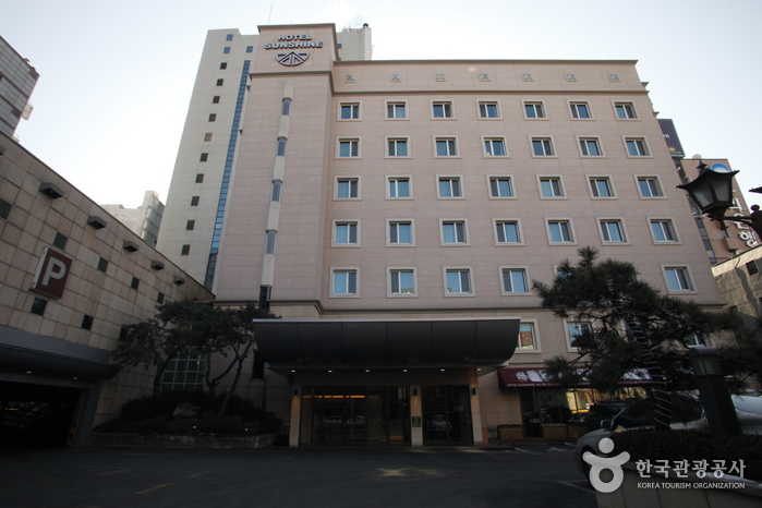 Hotel Sunshine (선샤인호텔)