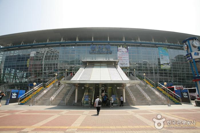 Пусанский вокзал (부산역)