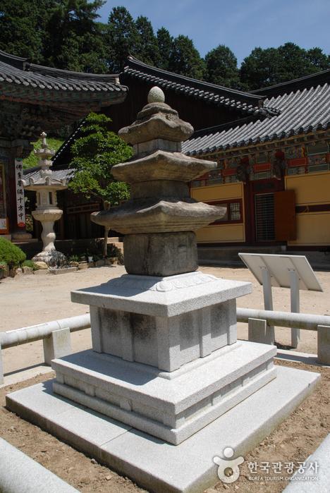 Donghaksa Temple (동학사)