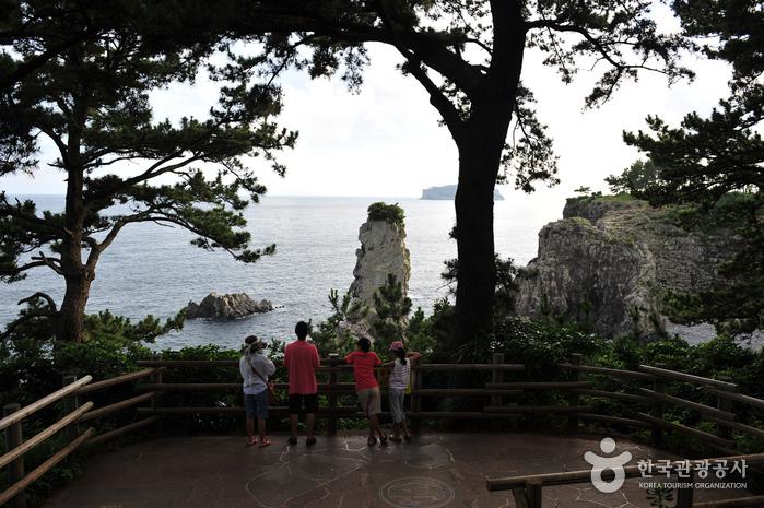 Oedolgae Rock (외돌개(제주))