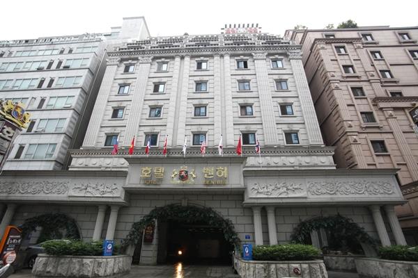 Hotel Benhur - Goodstay (벤허호텔 [우수숙박시설 굿스테이])