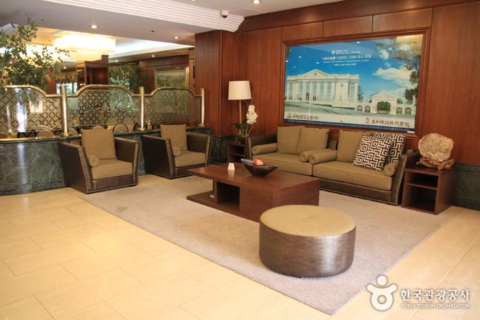 Туристический отель Donghwa Kim's Hotel (동화킴스관광호텔)5