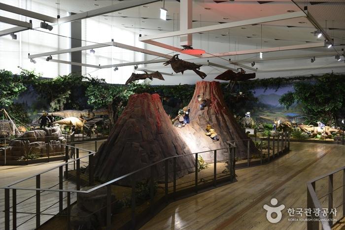 Teddybärenmuseum Gyeongju (테디베어박물관(경주))