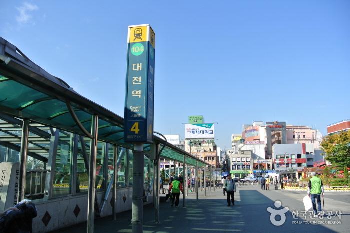 Bahnhof Daejeon (대전역)
