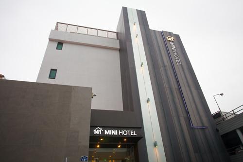 141ミニホテル[韓国観光品質認証](141미니호텔[한국관광품질인증/Korea Quality, 구굿스테이])