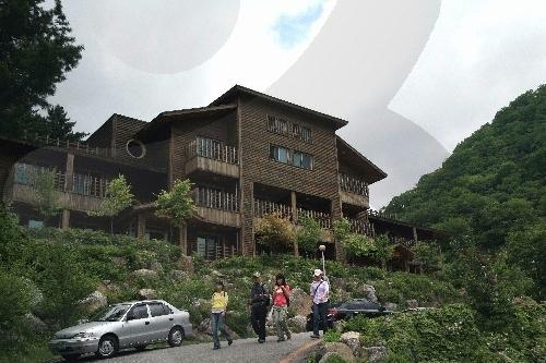 祝靈山自然休養林(축령산자연휴양림)8