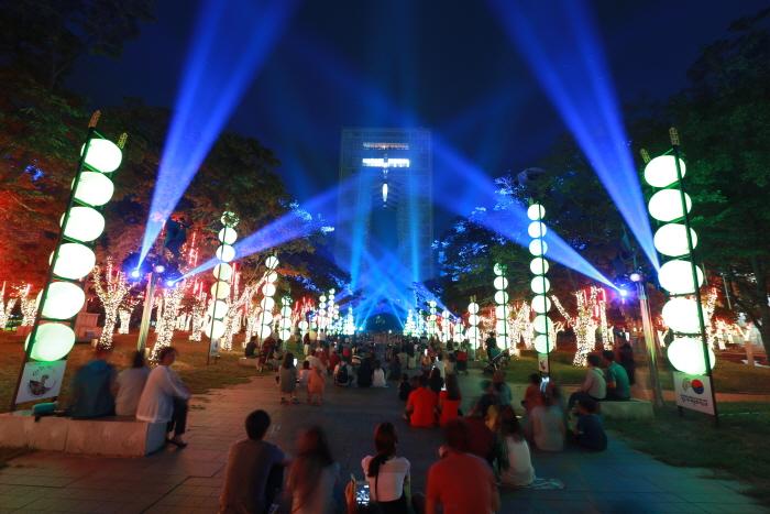 Международный культурный выставочный парк в Кёнчжу (경주세계문화엑스포공원)8