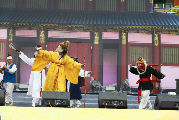 Gaya-Kulturfestival (가야 문화축제)