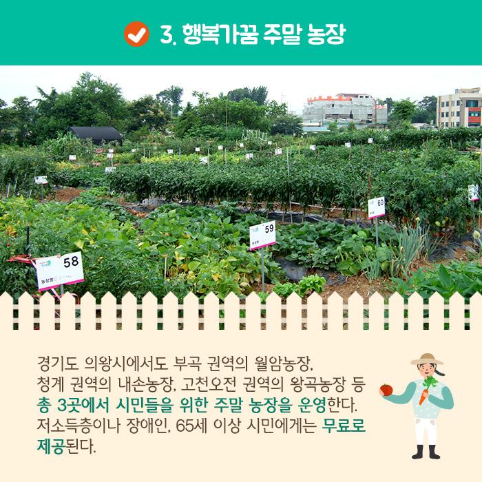 3. 행복가꿈 주말 농장