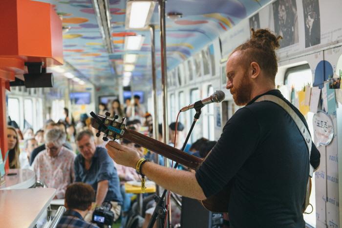 Музыкальный фестиваль DMZ Peace Train (DMZ 피스트레인 뮤직 페스티벌 2019)7