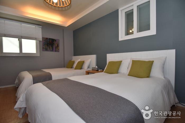 ホテル・キュービー(ホテルQB) [韓国観光品質認証] (호텔큐비(호텔QB) [한국관광 품질인증/Korea Quality])