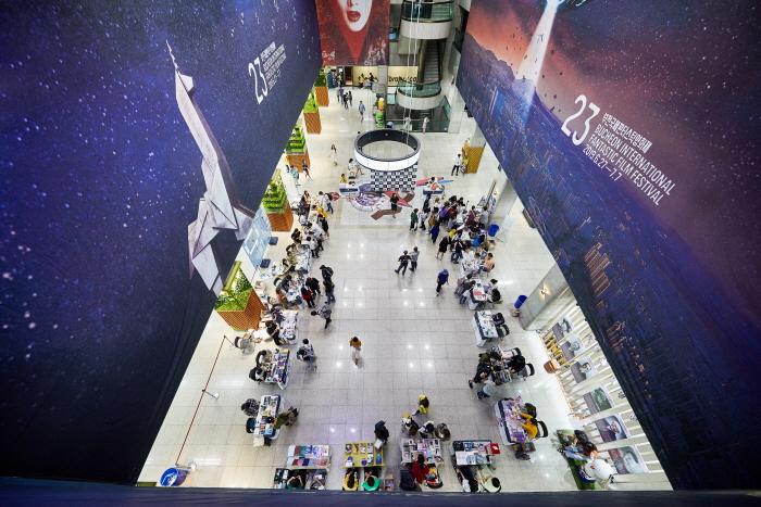 Международный фестиваль фантастического кино в Пучхоне (부천국제판타스틱영화제)